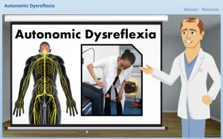 autonomic dys